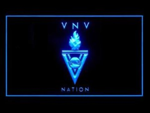 VNV Nation LED Neon Sign