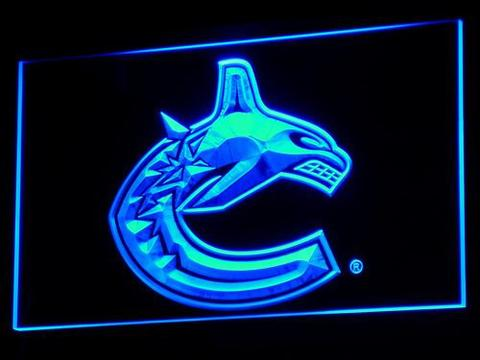 Vancouver Canucks LED Neon Sign