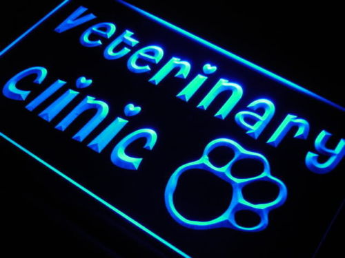 Veterinary Clinic Pet Shop neon Neon Light Sign