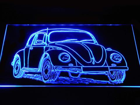 Volkswagen Beetle LED Neon Sign
