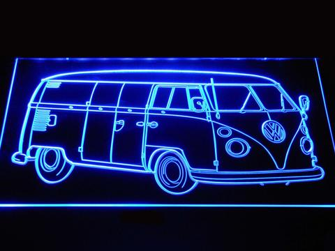 Volkswagen Bus LED Neon Sign