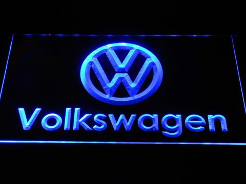 Volkswagen Wordmark LED Neon Sign