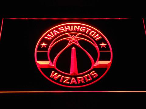 Washington Wizards Badge LED Neon Sign