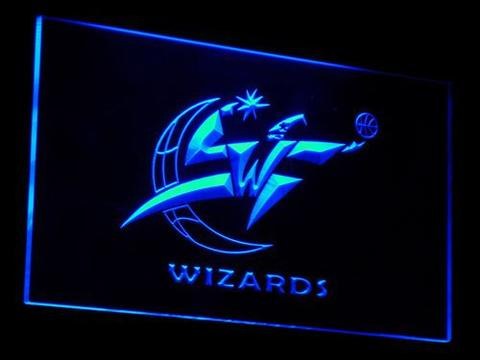 Washington Wizards LED Neon Sign