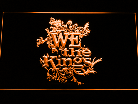 We The Kings LED Neon Sign