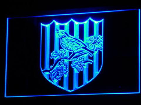 West Bromwich Albion Football Club 2000-2008 LED Neon Sign