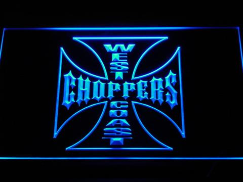 West Coast Choppers LED Neon Sign