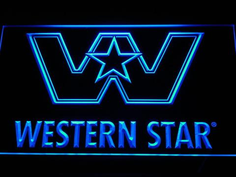 Western Star LED Neon Sign