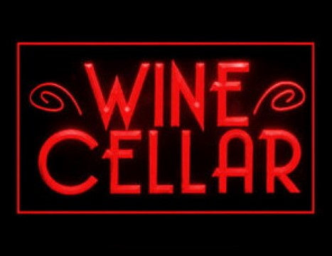 Wine Cellar LED Neon Sign