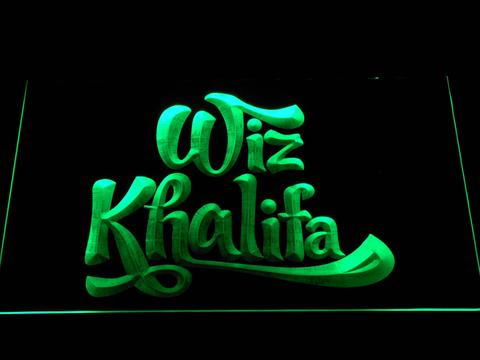 Wiz Khalifa LED Neon Sign