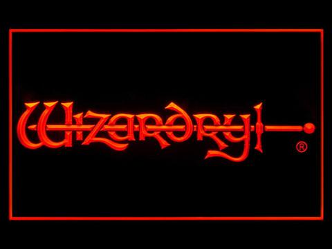 Wizardry LED Neon Sign