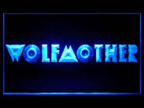 Wolfmother LED Neon Sign
