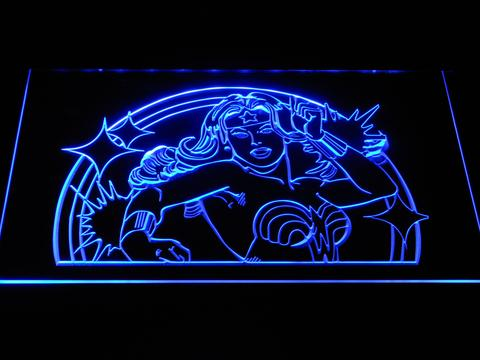 Wonder Woman LED Neon Sign