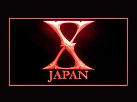 X Japan LED Neon Sign
