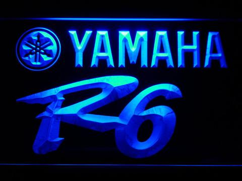Yamaha R6 LED Neon Sign