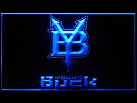 Young Buck LED Neon Sign