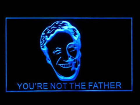 Youre Not The Father Maury Povich LED Neon Sign