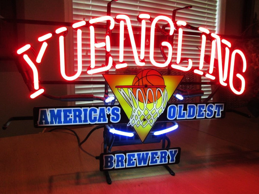 Yuengling Beer Neon Signs : ShackSign.com - Custom LED