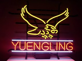 Yuengling Logo Eagle Classic Neon Light Sign 17 x 14