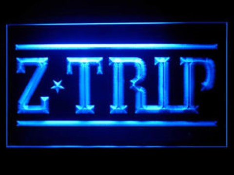 Z-Trip For Music Room LED Neon Sign