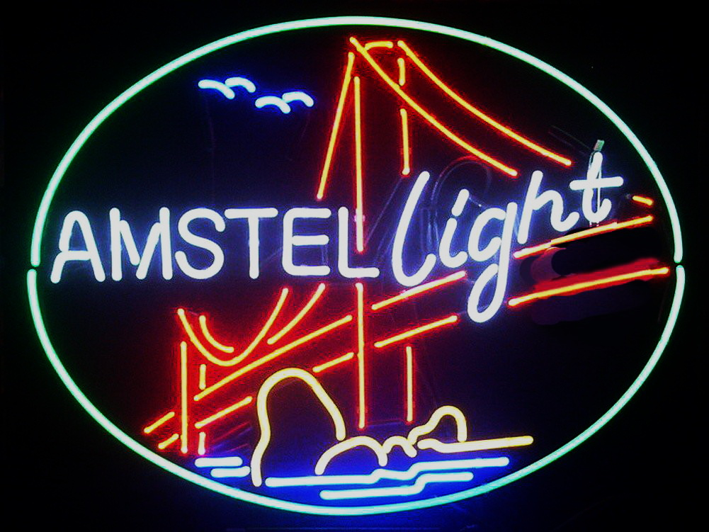 Amstel Light Neon Signs
