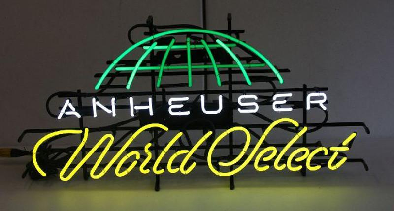 Anheuser Neon Signs