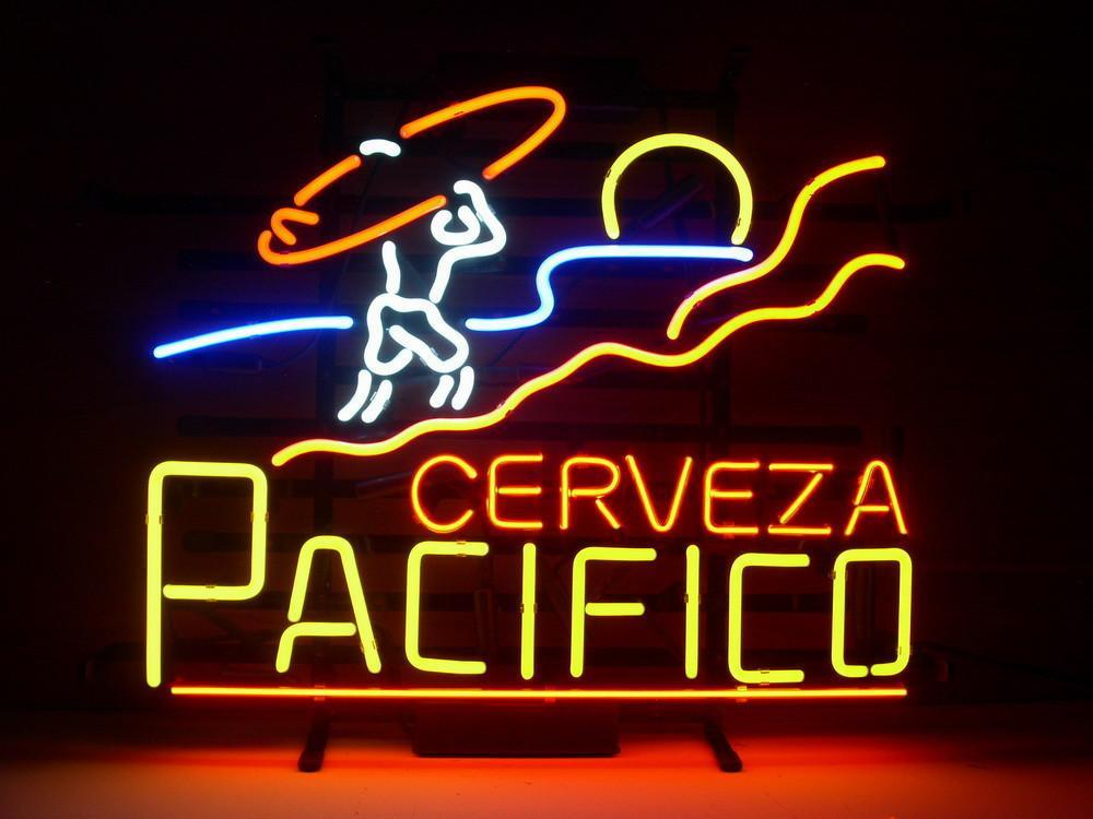 Pacifico Neon Signs