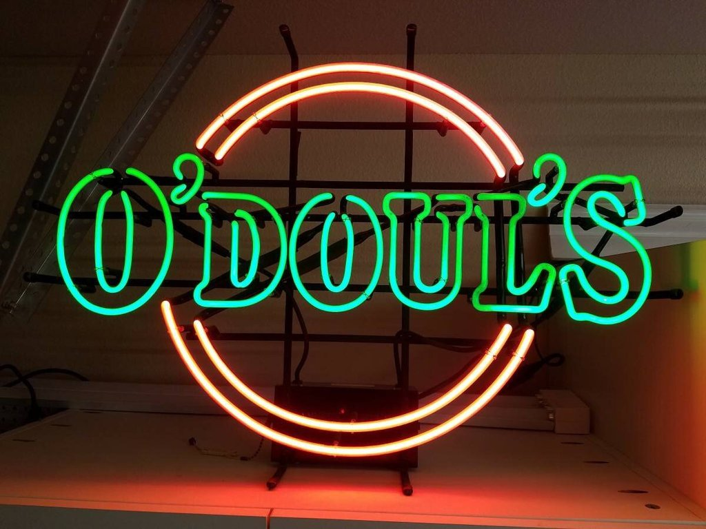 Odouls Neon Signs