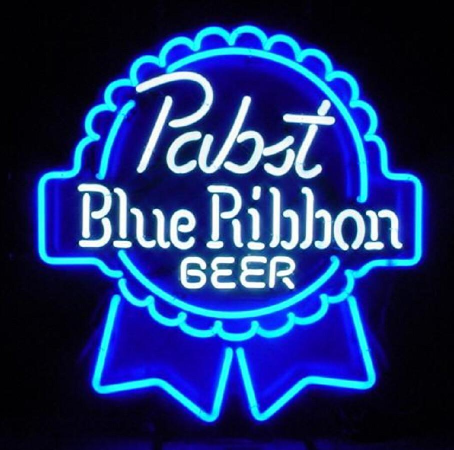 Pabst Beer Neon Signs