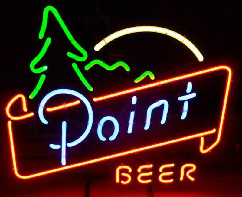 Point Beer Neon Signs