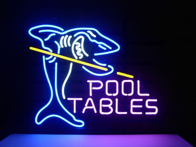 Game Room Pool Neon Signs