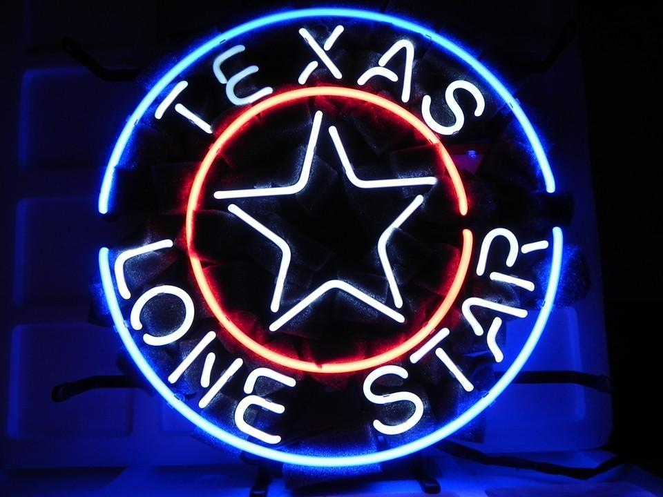 Lone Star Texas Neon Signs