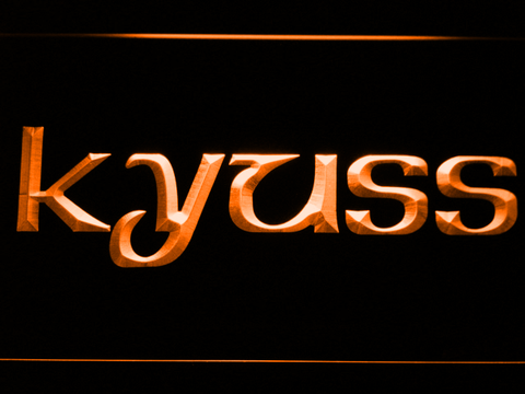 Kyuss LED Neon Sign