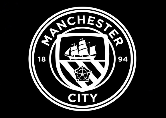 Manchester City Logo New LED Neon Sign