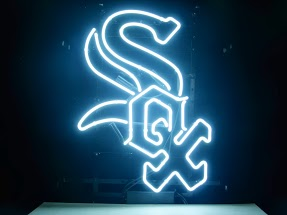 Chicago White Sox Classic Neon Light Sign 17 x 14